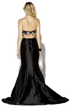 Style 16126 Jolene Black Size 4 Tall Height Mermaid Dress on Queenly