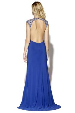 Style 16115 Jolene Royal Blue Size 12 Mermaid Dress on Queenly