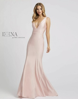 Mac Duggal Pink Size 10 A-line Dress on Queenly
