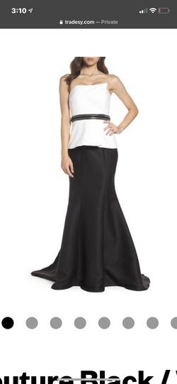 Mac Duggal Black Size 10 Mermaid Dress on Queenly