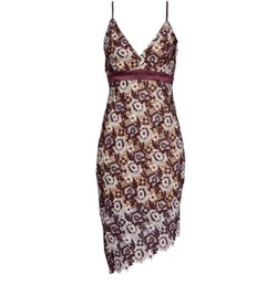 Bardot Red Size 4 Wedding Guest Cocktail Dress on Queenly