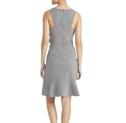 Rachel Roy Blue Size 4 Wedding Guest A-line Dress on Queenly