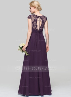 JJs House Purple Size 0 Bridesmaid Straight Dress on Queenly