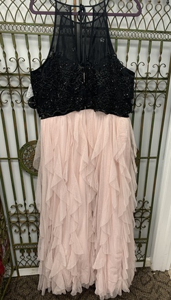 Pink Size 16 A-line Dress on Queenly