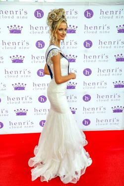 Sherri Hill White Size 0 Pageant Short Height Mermaid Dress on Queenly