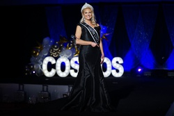 Mac Duggal Black Size 10 Macduggal Prom Pageant Mermaid Dress on Queenly