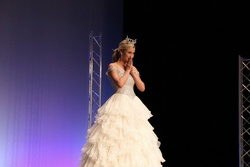 Sherri Hill White Size 2 Quinceanera Custom Ball gown on Queenly