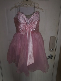 Fair Only Light Pink Size 10 Cocktail Dress on Queenly