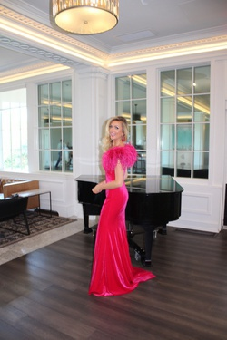 Johnathan Kayne Pink Size 4 Fun Fashion Ball gown on Queenly