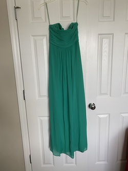 Ted Baker London Green Size 0 Bridesmaid A-line Dress on Queenly