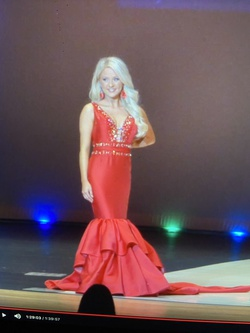 Fernando Wong Red Size 6 Mermaid Dress on Queenly