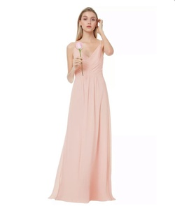 Style #7034 Bill Levkoff Pink Size 4 A-line Dress on Queenly