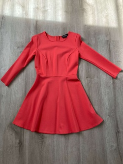 Lulus Pink Size 0 Fitted Cocktail Dress on Queenly