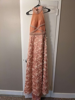 Black Label Couture Pink Size 2 Silk Ball gown on Queenly