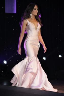 Mac Duggal Pink Size 4 Macduggal Mermaid Dress on Queenly