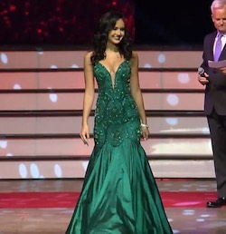 Sherri Hill Green Size 0 Pageant Mermaid Dress on Queenly
