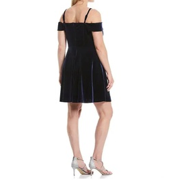 Blue Size 18 Cocktail Dress on Queenly