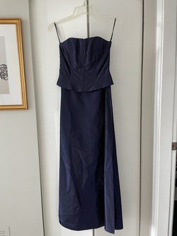 Purple Size 6 A-line Dress on Queenly
