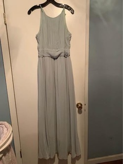Green Size 8 Straight Dress on Queenly