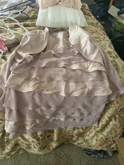 No Nude Size 18 Plus Size A-line Dress on Queenly