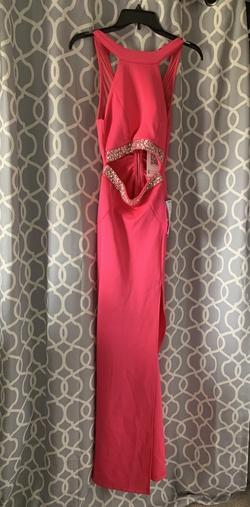 Pink Size 0 Side slit Dress on Queenly