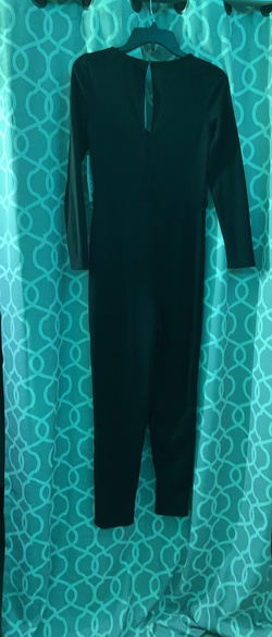 Black Size 6 Jumpsuit Dress on Queenly