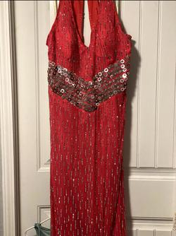 Pink Size 24 Straight Dress on Queenly