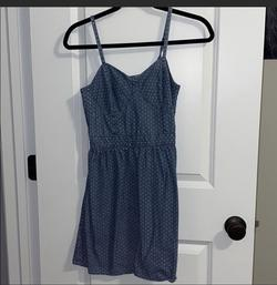 Mossimo Supply Co Blue Size 2 A-line Dress on Queenly