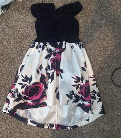 Multicolor Size 8 Cocktail Dress on Queenly