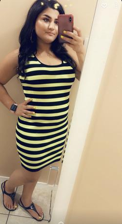 Yellow Size 12 Cocktail Dress on Queenly