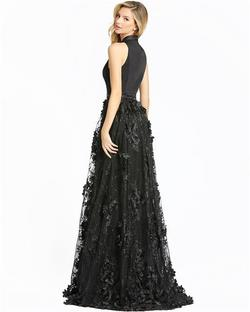Style 12264 Mac Duggal Black Size 2 Prom A-line Dress on Queenly