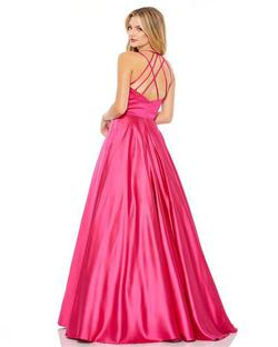 Style 67559 Mac Duggal Pink Size 6 Tall Height Ball gown on Queenly