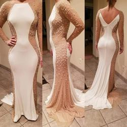 Sherri Hill White Size 6 Straight Dress on Queenly