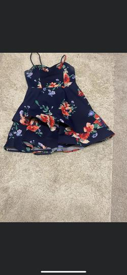 Multicolor Size 12 Cocktail Dress on Queenly