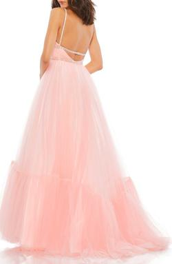 Style 67557 Mac Duggal Pink Size 6 Tall Height Ball gown on Queenly