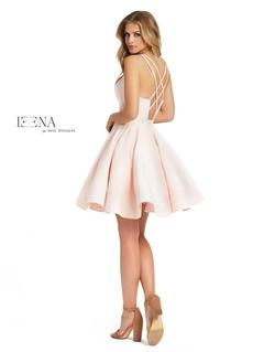 Style 48948 Mac Duggal Pink Size 6 Tall Height Wedding Guest Cocktail Dress on Queenly