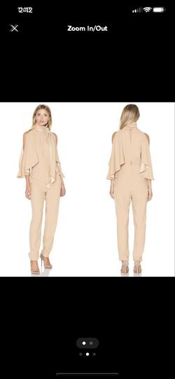 Nude Size 2 Jumpsuit Dress on Queenly
