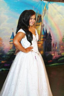 Mori Lee Pink Size 16 Sweet 16 Plus Size Pageant Ball gown on Queenly