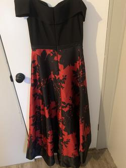 Morgan & Co Multicolor Size 8 Ball gown on Queenly