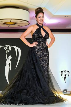 Sherri Hill Black Size 2 Pageant Halter Train Dress on Queenly