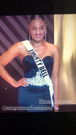 Style 85513r  Mac Duggal Black Size 4 Ruffles Pageant Silk Mermaid Dress on Queenly