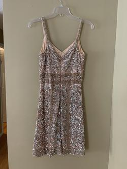Gold Size 10 Cocktail Dress on Queenly