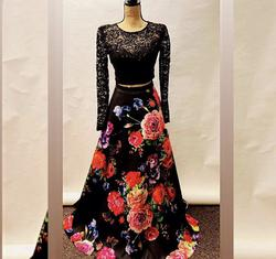 Multicolor Size 8 Ball gown on Queenly