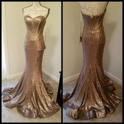 Alyce Paris Multicolor Size 2 Pageant Jewelled Mermaid Dress on Queenly