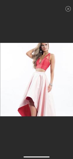 Rachel Allan Pink Size 6 Prom Train Dress on Queenly