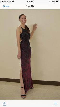 Multicolor Size 2 Straight Dress on Queenly