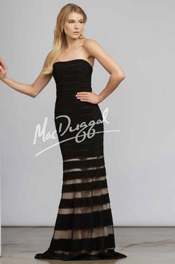 Mac Duggal Black Size 14 Mermaid Dress on Queenly