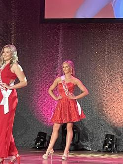 Sherri Hill Red Size 00 Flare Strapless Cocktail Dress on Queenly
