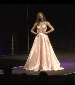Sherri Hill Pink Size 00 Prom Pageant Ball gown on Queenly