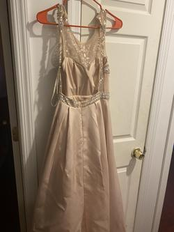 Xscape Pink Size 2 Prom Sequin Ball gown on Queenly